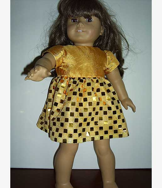 18 Inch Doll Apparel by Joyce Kramer